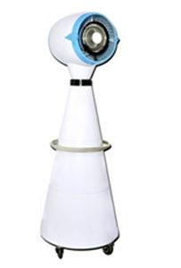 portable mist fan