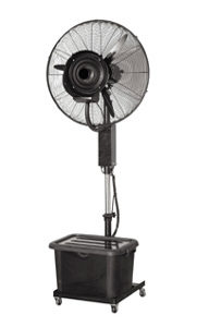 potable mist fan